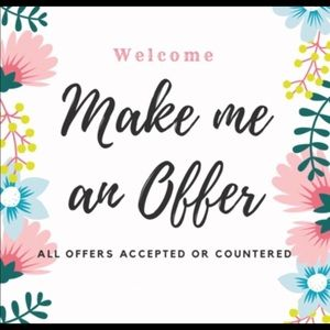 Other - All reasonable offers accepted !